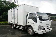 五十铃牌QL5040XXYA6HA型厢式运输车