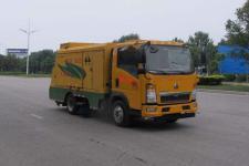 圣岳牌SDZ5087TSLE型扫路车图片