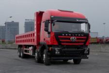 红岩牌CQ3316HXVG486LA型自卸汽车图片