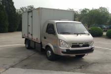 北京牌BJ5035XXYD30BEV型纯电动厢式运输车图片