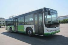 黄海牌DD6109CHEV6N型混合动力城市客车图片