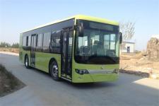 11.5米|33-37座易圣达混合动力城市客车(QF6110HEVNG)