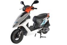 坤豪牌KH125T-2D型两轮摩托车图片