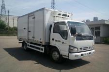 庆铃牌QL5040XLCA5HAJ型冷藏车图片