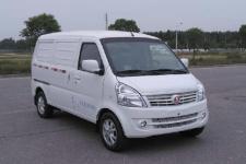 通家福牌STJ5024XXYEV型纯电动厢式运输车图片
