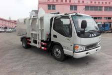 宝裕牌ZBJ5070ZZZB型自装卸式垃圾车图片