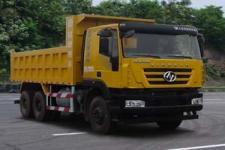 红岩牌CQ3256HMVG384AS型自卸汽车图片