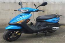 华仔牌HZ125T-118型两轮摩托车图片