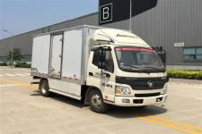 福田牌BJ5049XXYEV5型纯电动厢式运输车图片