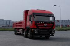 红岩牌CQ3316HXVG486L型自卸汽车图片