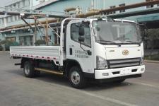 解放牌CA1043P40K2L1E5A84型平头柴油载货汽车图片