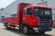 江淮牌HFC3161P3K1A50S3V型自卸汽车图片