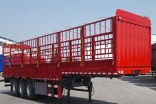 卓里-克劳耐牌SXL9407CCY型仓栅式运输半挂车图片