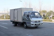 福田牌BJ5032XXY-GG型厢式运输车图片
