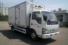 五十铃牌QL5040XLCA5HA型冷藏车