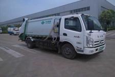 飞碟牌FD5081ZYSW17KBEV型纯电动压缩式垃圾车图片