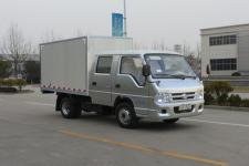 福田牌BJ5032XXY-GH型厢式运输车图片