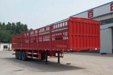 威正百业牌WZB9400CCY型仓栅式运输半挂车图片