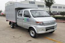 长安牌SC5035XXYSCAB5CNG型厢式运输车图片
