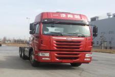 解放牌CA4256P1K2T1E5A80型平头柴油牵引车图片