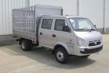 北京牌BJ5025CCYW50JS型仓栅式运输车图片
