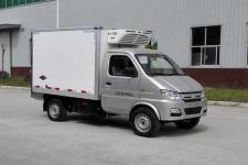 通途牌CTT5030XLCGC1BEV型纯电动冷藏车图片