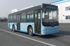 黄海牌DD6109CHEV6型混合动力城市客车图片
