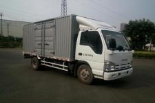庆铃国五单桥厢式运输车98马力5吨以下(QL5041XXYA6HA)