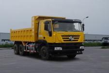 红岩牌CQ3256HXVG444L型自卸汽车图片