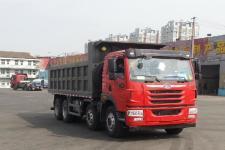 解放牌CA3310P1K2L2T4E5A80型平头柴油自卸汽车图片