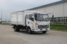 豪曼牌ZZ5088CCYF17EB1型仓栅式运输车