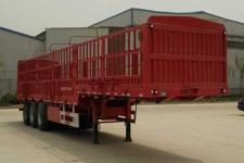 威正百业牌WZB9400CCYE型仓栅式运输半挂车图片