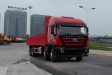 红岩牌CQ3316HXVG466LA型自卸汽车图片