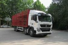 豪沃牌ZZ5317CCQN466GE1型畜禽运输车