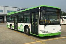 金龙牌XMQ6106AGCHEVD56型混合动力城市客车图片