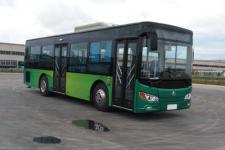 10.5米|24-35座晶马插电式混合动力城市客车(JMV6105GRPHEV1)