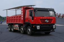 红岩牌CQ3316HTDG366S型自卸汽车图片