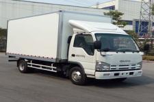 庆铃牌QL5040XSHA6HAJ型售货车图片