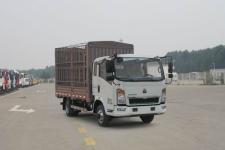 豪沃牌ZZ5047CCYC3315E143型仓栅式运输车图片