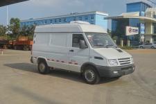 程力威牌CLW5040XLCN5型冷藏车图片