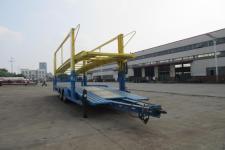 中集牌ZJV9150TCL型中置轴车辆运输挂车