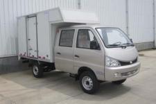 北京牌BJ5036XXYW40JS型厢式运输车图片