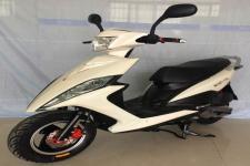 汉虎牌HH100T-110型两轮摩托车图片