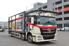 福田欧曼国五前四后四车辆运输车279-379马力5-10吨(BJQ5210TCL)