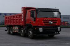红岩牌CQ3316HTDG336S型自卸汽车图片