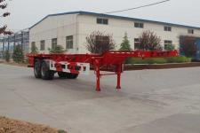 骏通12.6米30.5吨2轴集装箱运输半挂车(JF9351TJZG)