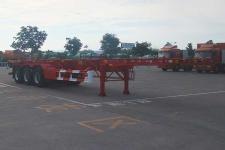 骏通牌JF9405TJZG型集装箱运输半挂车图片
