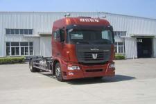 联合卡车国五单桥车厢可卸式汽车388马力10-15吨(QCC5182ZKXD651Z)