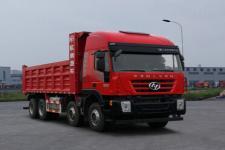 红岩牌CQ3316HTDG306L型自卸汽车图片