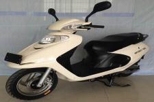 汉虎牌HH100T-3C型两轮摩托车图片